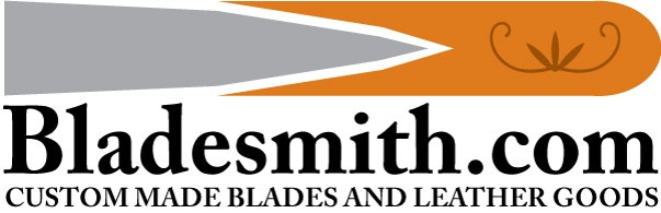 Logo, Bladesmith.com, Historical Weapons and Goods in Colrain, MA